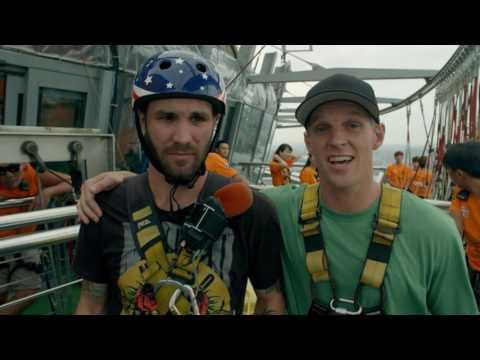 Haffey Bungee Jump | Remembering Roner