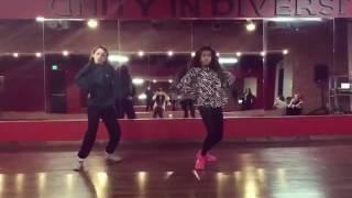 taylor hatala kyndall harris how we do 50 cent eden shabtai choreography