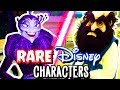 Top 10 Rare Disney Parks Characters