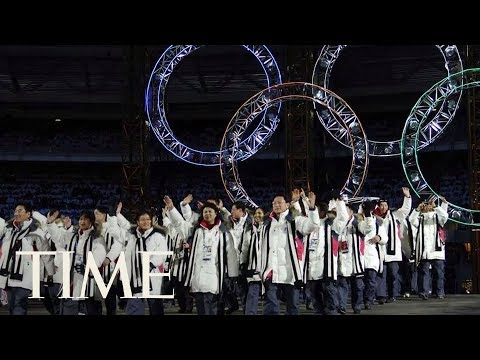 Winter Olympics 2018: A Brief History Of Sport And Politics On The Korean Peninsula | TIME
