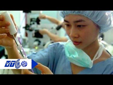 120 em bé ra đời nhờ thụ tinh nhân tạo | VTC