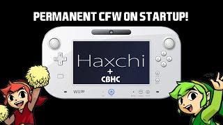 Haxchi + CBHC Installation Tutorial! [Wii U] [5.5.2]