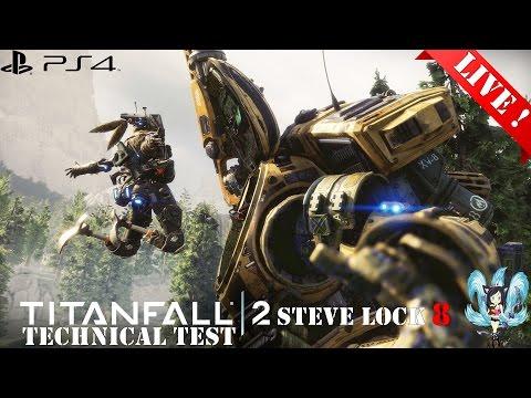 [Ps4]Live ! Titanfall 2 [Technical Test] - ขอยอมเป็นคน ดีกว่าเป็นหุ่นยนต์แล้วตาย 55