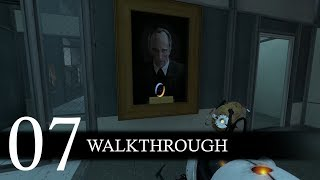 Portal 2 Campaign Walkthrough Part 7 (No Commentary/Full Game)
