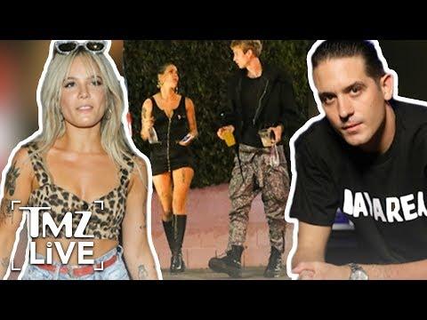 Halsey Announces Split from G-Eazy | TMZ Live