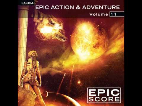Epic Score - They Hit Without Warning (No Vocals)