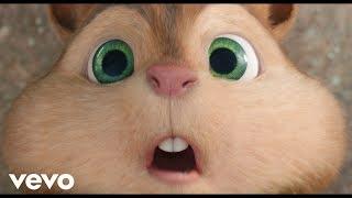 Alvin & Las Ardillas - Súbeme La Radio REMIX (Enrique Iglesias Ft.Sean Paul) [Video 3D] |English|