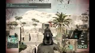 Gameplay Battlefield Bad Company 2-Asalto Puerto de África