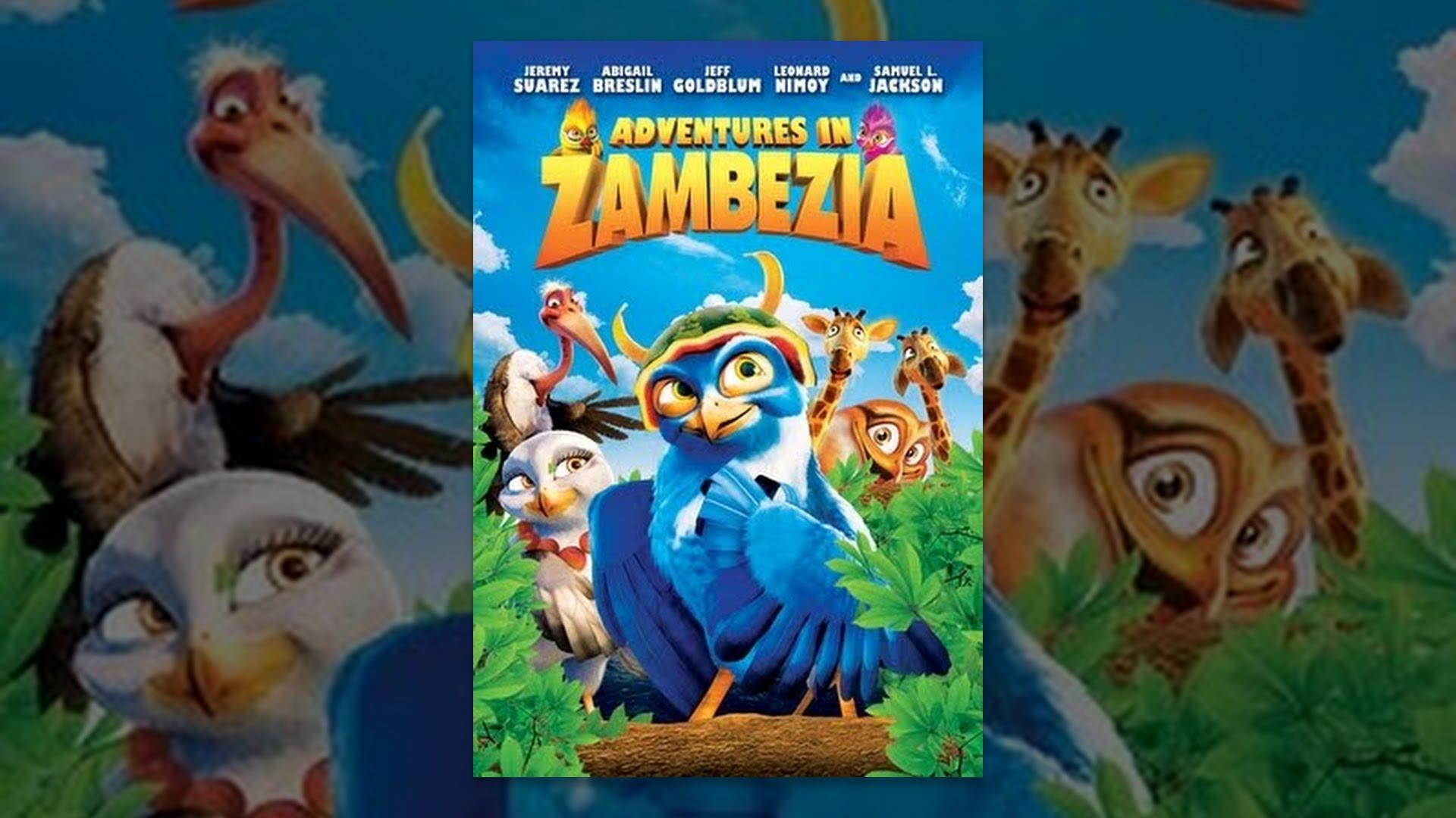 Download Adventures in Zambezia