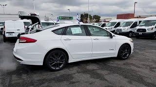 2018 Ford Fusion Hybrid Las Vegas, Bullhead City, St. George, Havasu, Pahrump, NV P12008