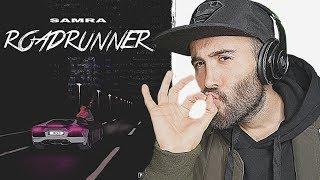 Samra - Roadrunner (prod. Bushido) | der beste Track in der Mythos Box ? | MEINE REAKTION