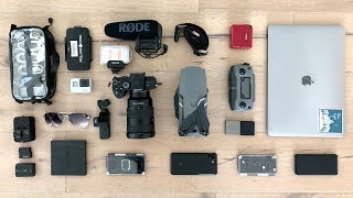 WHAT'S IN MY TRAVEL CAMERA BAG