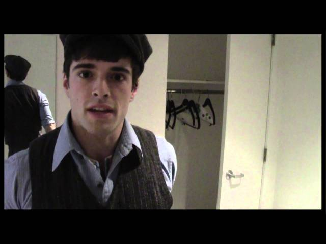 King of New York, Episode 8: Newsies Corey Cott Preps for His VIP TV Debut