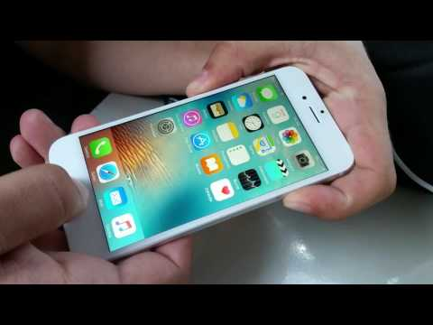 Iphone 6 factory reset