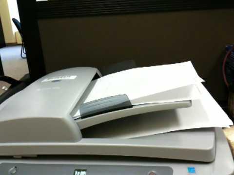 scan to pdf hp 3310