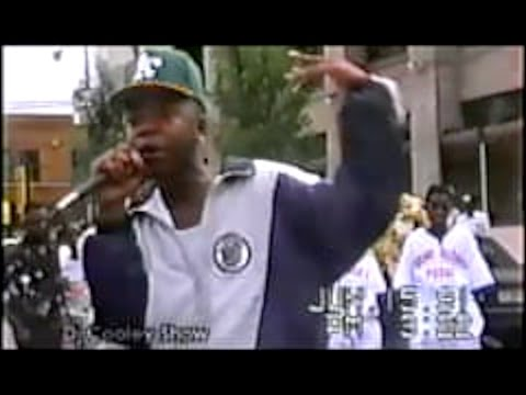 "18yr old Twista ""Mr. Tung Twista"" LIVE on the Streets. Very Very Rare!!!"