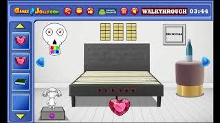 Black And White Abode Room Escape Walkthrough - Games2Jolly
