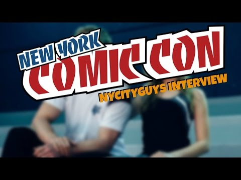 NYCC 2016: Michael Gallagher Interview! Mp3