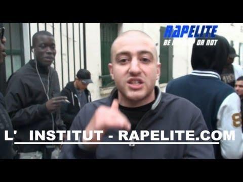 Youtube: L'Institut – Freestyle Frappe préventive