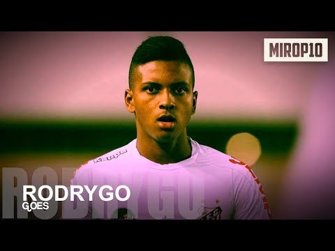RODRYGO ✭ SANTOS ✭ THE NEXT BRAZILIAN CRAZY TALENT ✭ Skills & Goals ✭ 2018 ✭