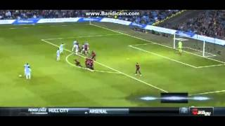 man city vs wba 2014 half time 3 1 hd