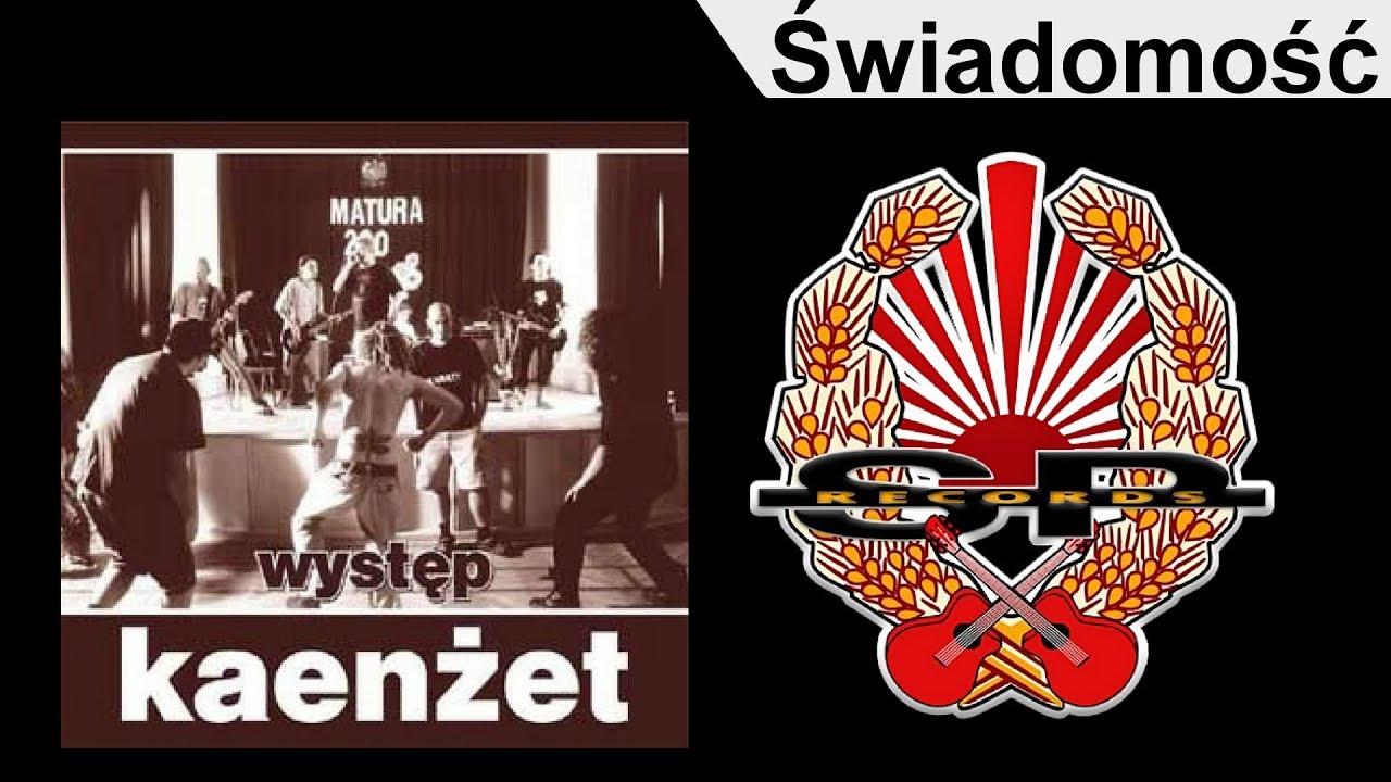 Download KAENŻET - Świadomość [OFFICIAL AUDIO]
