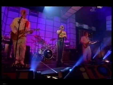 Nelly Furtado - On the Radio - Top Of The Pops - Friday 18th January 2002