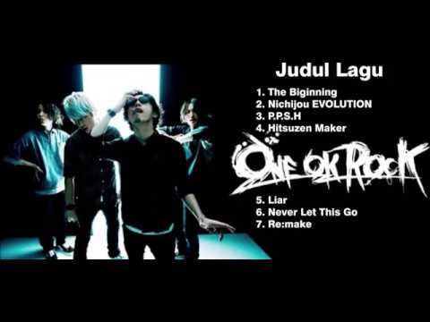 Lagu - lagu Sedih One Ok Rock Dengan Musik Keras