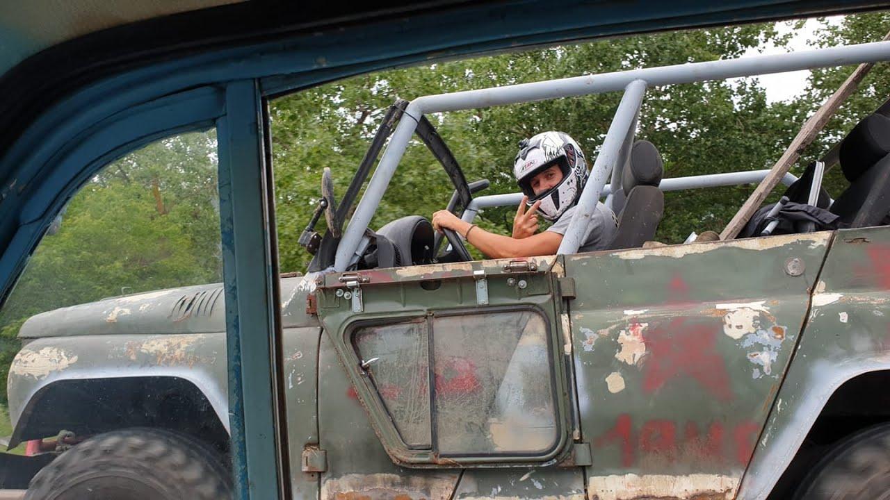 Два ГОРБАТЫХ Jeep Willys Land Rover Discovery-1 и четвёртый УАЗ Вити едем на нескучный OFF ROAD