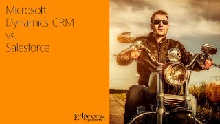 dynamics crm vs salesforce