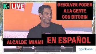 Imagen del video: Alcalde Miami Bitcoin 2021,