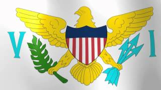 Flag of the United States Virgin Islands