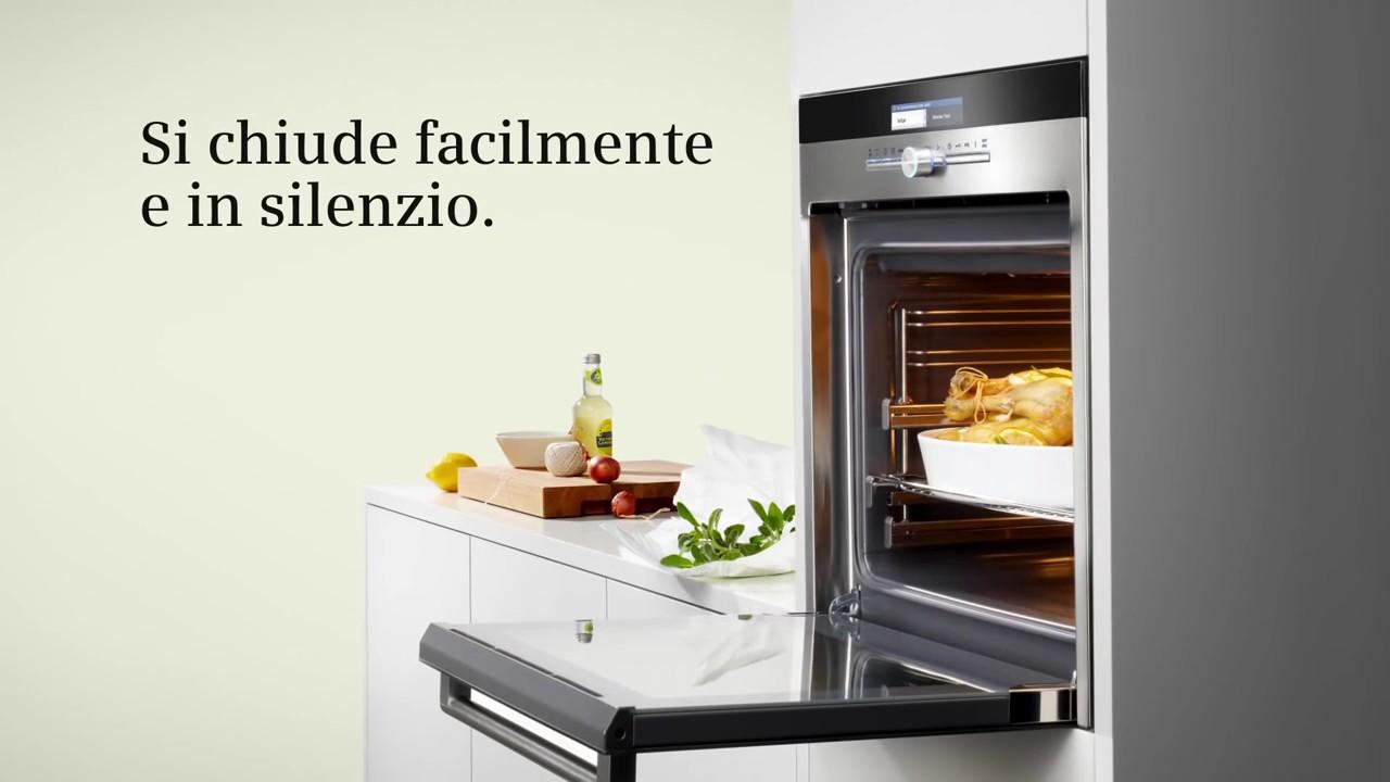 Cucinare può essere così semplice Con i nuovi forni da incasso ...