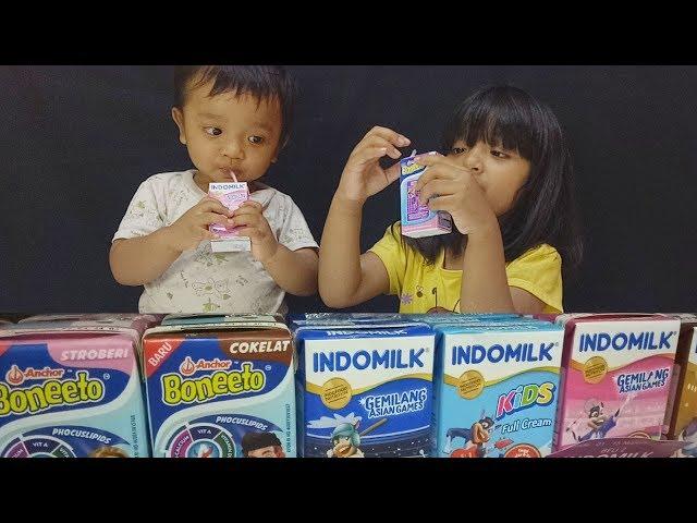 Challenge minuman sehat susu aneka rasa ???? Susu Enak Sehat dan Murah