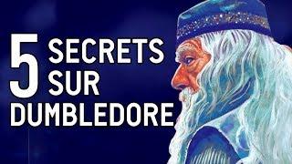 5 SECRETS SUR DUMBLEDORE - Avec Le Sorcier de Serpentard 🐍 #46