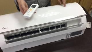 Огляд кондиціонера Midea серія Blanc Inverter (2017)