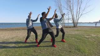 MAJOR LAZER - RUN UP | @BIZZYBOOM DANCE CHOREOGRAPHY