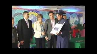 Ceremonia de Graduación Colegio Gustavo Rojas Pinilla