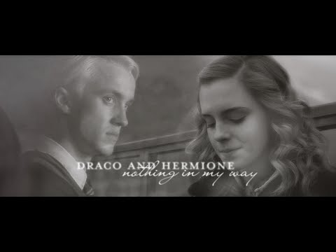 draco+hermione - nothing in my way