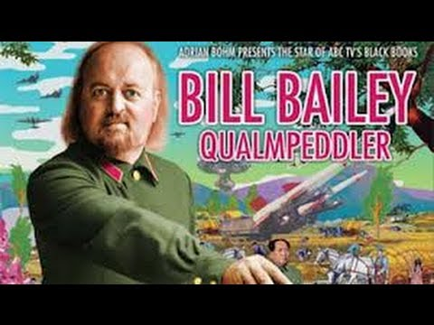 Bill Bailey BBC Interview & Life Story