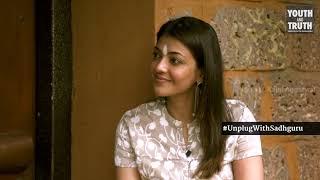 Kajal Aggarwal About Casting Couch | Sadhguru | #UnplugWithSadhguru