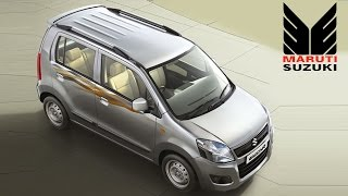 A limited edition version of Maruti WagonR, called Avance has been launched in India starting at Rs.4.30 lakhs. The car will be in the showrooms across the country for a period of three months after which sales of it will be closed.   The WagonR Avance will be made available in two different variants and in four color options. The variants are LXi Petrol and LXi CNG, where the CNG variant has been priced higher at Rs.4.84 lakh.   The Avance, at least visually, sees some prominent changes made to it. For instance things like new body graphics, gunmetal painted roofrail as well as a roof spoiler. On the inside, the Avance gets a dual-tine dashboard, power windows in the back, premium fabrics, and double-din stereo system with Bluetooth connectivity.