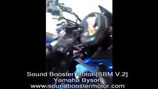 Sound Booster Motor SBM V.2 Yamaha Byson