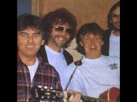Discos Memorables: Jeff Lynne y Los Beatles. Free as a Bird y Real Love