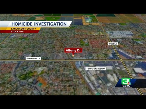 Man killed after shooting in Stockton, police say