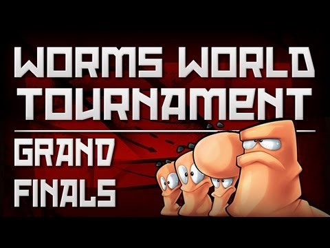 Worms World Tournament! Grand Finals!