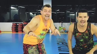 Despacito/Coco Jambo - Remix - Claudiu & Paul Chi - Zumba Fitness