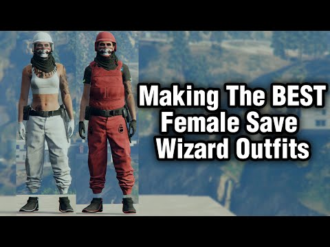 Making FEMALE Save