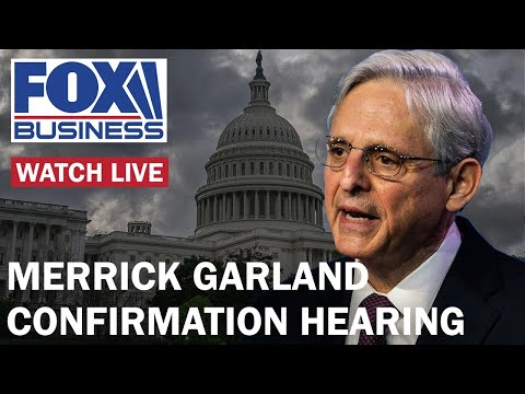 Live: Senate holds Attorney General confirmation hearing for Merrick Garland
