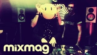 Brodinski, Club Cheval & Monsieur Monsieur electro DJ set in The Lab LDN